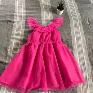 Toughskins Girl Pink Dress